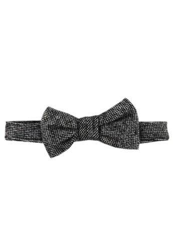Lowela black Velcro Bow Tie BCBEEKC1142EDAGS_1