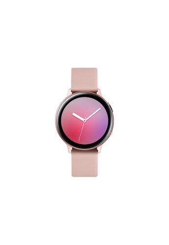 Samsung pink Samsung Galaxy Watch Active2 (44mm) Aluminium Bluetooth - Pink Gold. D2D45HLBDDD1FEGS_1
