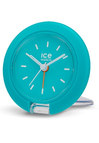 Ice-Watch blue ICE Travel Clock - Turquoise IC770AC2VZH6HK_1