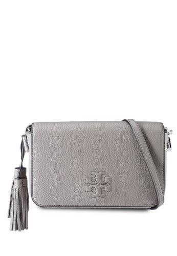 Tory Burch grey Thea Mini Bag (NT) 899B0AC78EC517GS_1