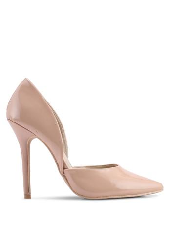 Glamorous 米褐色 D'Orsay 高跟鞋 AF6BBSH0B3FB68GS_1