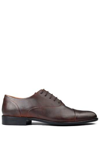 Ftale Footwear brown Bryan FT118SH56IUPID_1