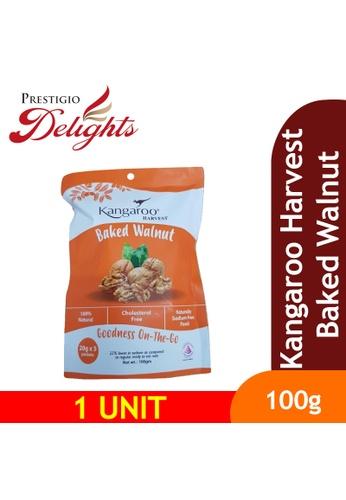 Prestigio Delights Kangaroo Harvest Baked Walnut 100g 13BFCESF33CF9EGS_1