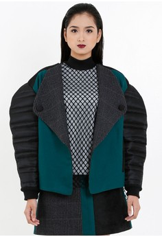 [PRE-ORDER] Quilted Bomber