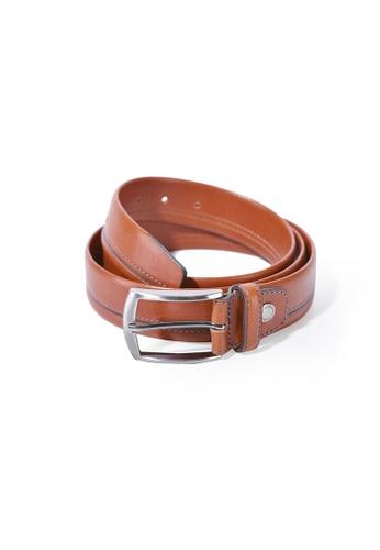 Charles Berkeley Charles Berkeley Men's Belt Genuine Leather-1242 FA522ACDF5D2FFGS_1