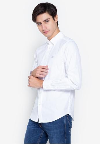 Diesel white S-Bill Shirt B3462AAD798F08GS_1