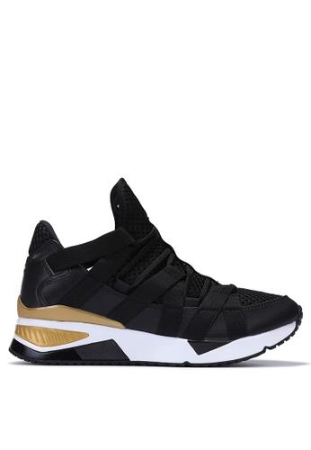 FILA black Modern Chic Sport Shoes B613FSHCFDEBEFGS_1
