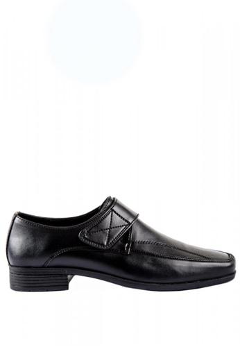 Otto black Velcro Strap Shoes D29CESHC478805GS_1