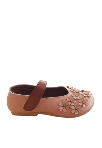 Twenty Eight Shoes pink VANSA Flowers Ballet Flats  VSK-F908 F1BFDKS3F4E38BGS_1