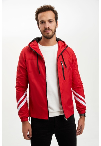 DeFacto red Man Outer Wear Mont 9C45BAABED484FGS_1