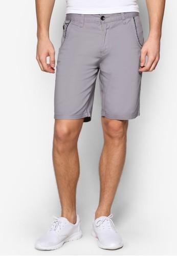 窄管休閒短褲esprit taiwan, 服飾, 服飾