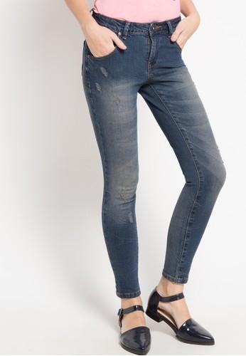 DocDenim blue Docdenim Ladies Jeans Zooc Jeans DO336AA07WIMID_1