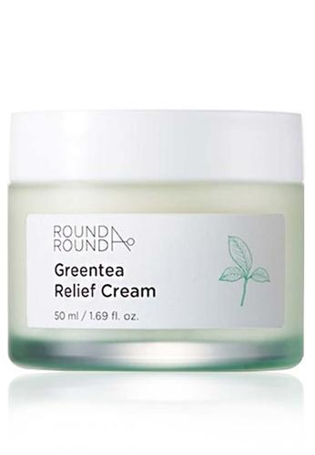 ROUND A'ROUND ROUND A'ROUND Green Tea Relief Moisture Cream RO772BE0SOMOMY_1