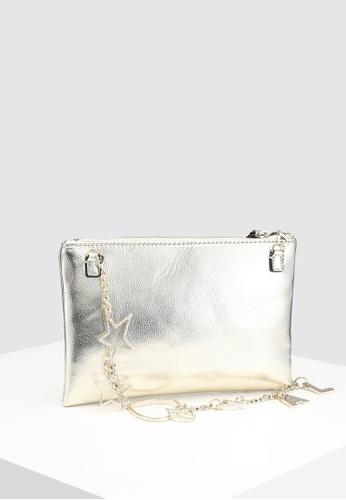 Buy Guess Lynda Crossbody Top Zip Clutch Online on ZALORA Singapore b8f3424883d3f