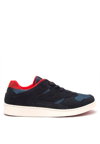 SONNIX navy Tribute - CS Men's Lace Up Sneaker Shoes SO490SH33HTAPH_1