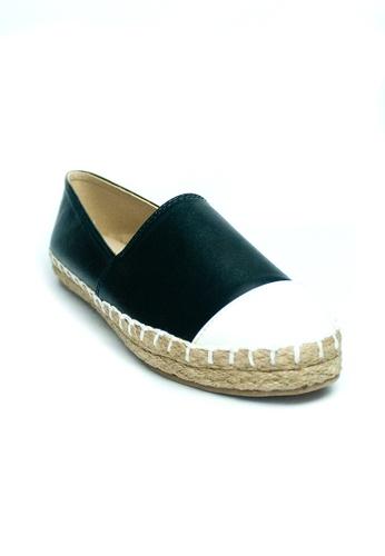 HDY black Bree Espadrilles Closed Shoes HD484SH32XGLPH_1