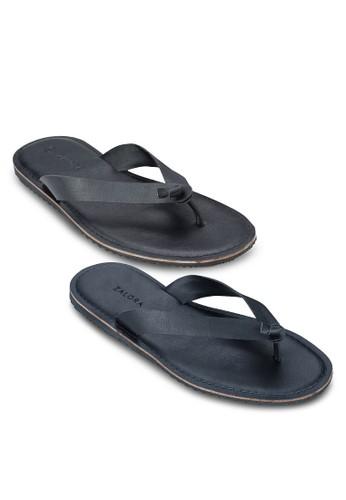 二入組扭結夾腳拖zalora 內衣鞋, 鞋, 拖鞋