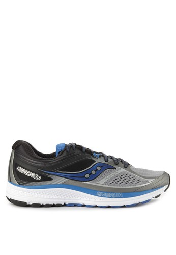 Saucony black and blue and grey Guide 10 F3679SH09815A9GS_1