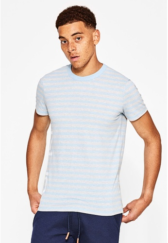 ESPRIT blue Short Sleeve T-Shirt ES374AA0S2PIMY_1