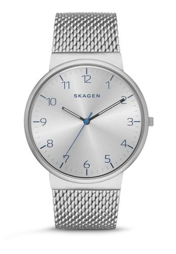 Skagen silver Ancher SKW6163 Watch SK419AC29VYGSG_1