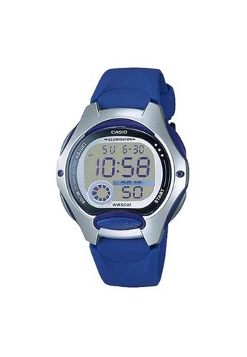 Casio navy Casio Kids Digital Watch (LW-200-2AV) C348EKCDB2E23FGS_1