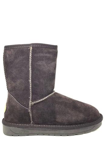 Twenty Eight Shoes Cow Suede Classic Boots UUD02 45DA0SH99BC737GS_1