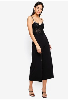 ac33a7cfaa1 Bardot black Brittney Jumpsuit 029C8AA0589503GS 1