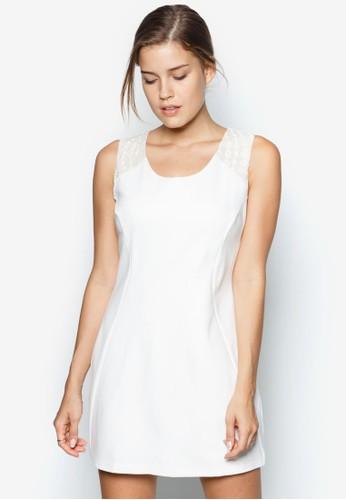 無袖連身裙, 服飾zalora 內衣, 洋裝