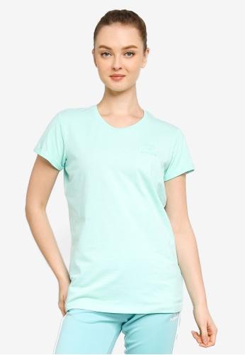 Hummel green Isobella T-Shirt D9A03AABF15FB8GS_1