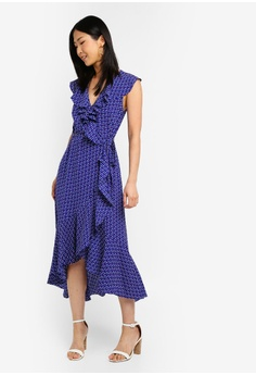 69a94f14dae 17% OFF Max Studio Woven Ruffle Hem Dress S  85.90 NOW S  70.90 Sizes S M L