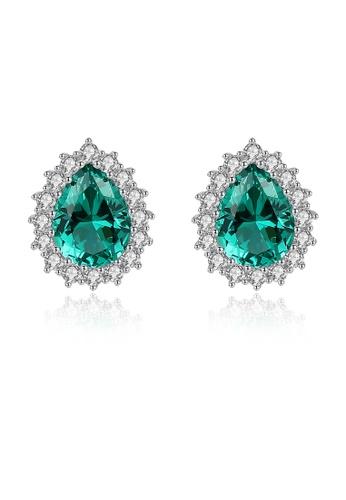 SUNRAIS silver High quality Silver S925 silver fashion earrings 9EB3EAC1D65AC2GS_1