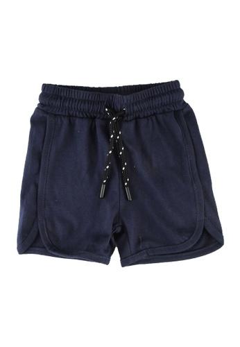 FOX Kids & Baby navy Baby Boys Drawstring Shorts 24901KA1C8B866GS_1
