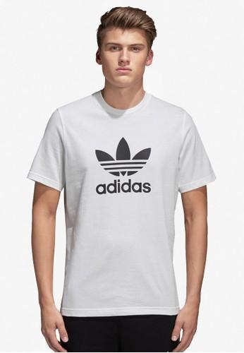 Jual adidas adidas originals trefoil t-shirt Original ...