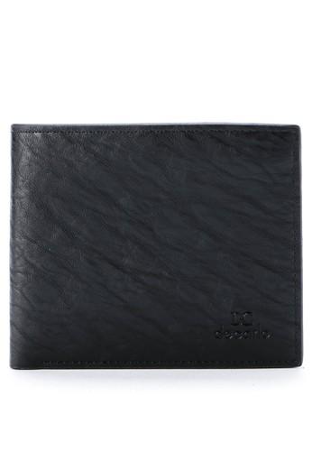 De Carlo black Legend Wallet 7728DACD98ADC3GS_1