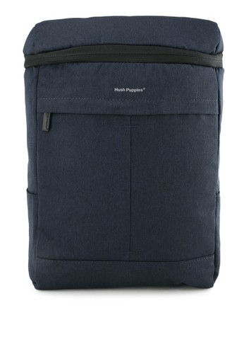 Hush Puppies navy Backpack 96 2D64CAC8D83306GS_1