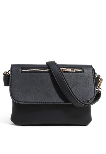 Phoebe   Chloe black Tas Mini Simple Zipper Black BDACCACC1D1D3DGS 1 833596a258