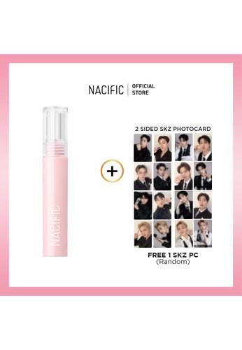 Nacific red Nacific Glossy Mood Lip Tint - Mellow Peach 5B2A1BEFEBC444GS_1