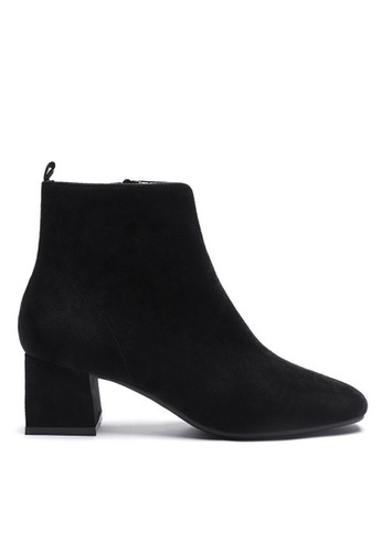 Twenty Eight Shoes Synthetic Suede Ankle Boots 1922-2 081B7SHA0197CFGS_1