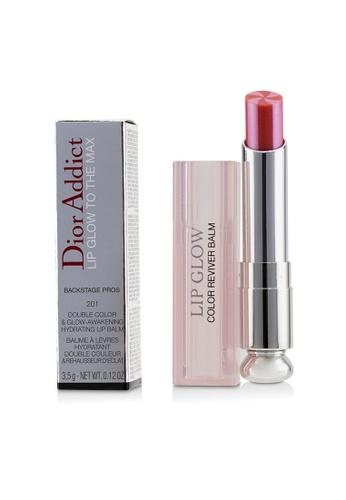 Christian Dior CHRISTIAN DIOR - Dior Addict Lip Glow To The Max - # 201 Pink 3.5g/0.12oz E4ADFBE95D7F00GS_1