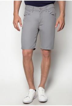 Basic Five Pocket Shorts