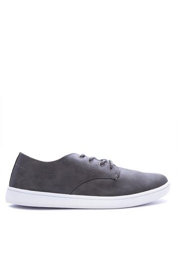 Fila grey Sam Sneakers 3E50DSHACDB4F8GS_1
