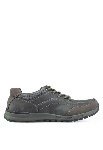 Weinbrenner grey Outdoor Shoes 427ADSH0C37B8AGS_1