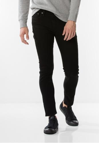 Levi's black 510™ Skinny Fit Jeans LE843AA0GFZLSG_1