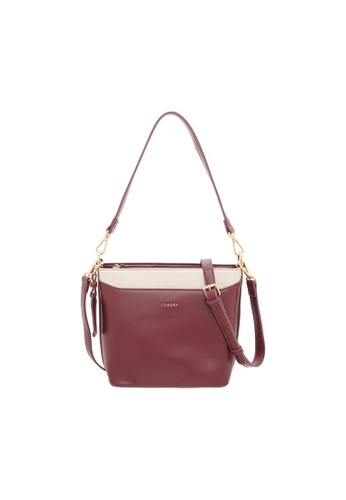 Tracey red Tracey Fenny Shoulder Bag 720BCACBFD645AGS_1