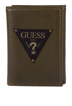 Daniel Global Trifold Wallet