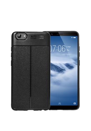 Vivo Y71 Autofocus Silicon Back Cover Case