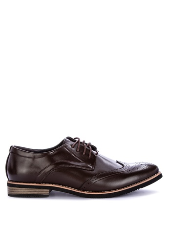Preview brown Rico Formal Shoes 7AE99SHF0C0CBEGS_1