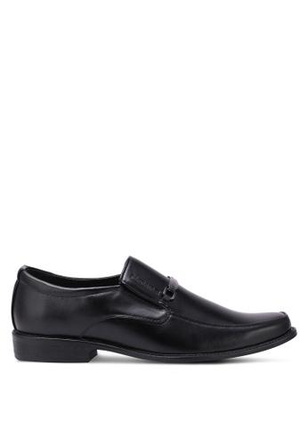 Rocklander black Rocklander Business & Dress Shoes RO978SH0S873MY_1