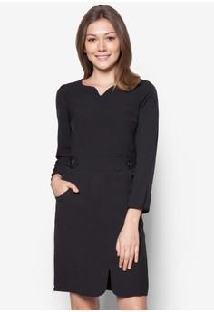 Kate Long Sleeve Dress