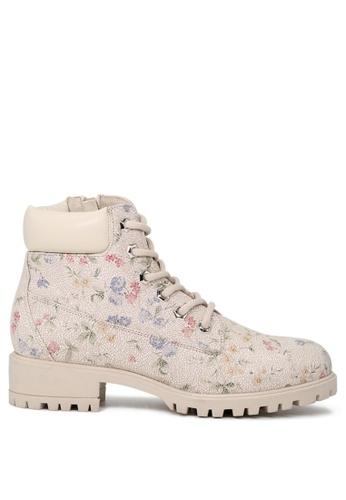 London Rag multi Abigail Ankle Boots SH1674 D70FCSH3F8BABCGS_1